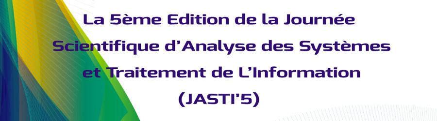 Organisation Jasti'5